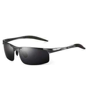 GoLookSky 偏光レンズ スポーツサングラス 超軽量アルミニウム・マグネシウム合金 UV400 紫外線カット|ohmybox