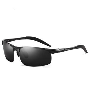 GoLookSky 偏光レンズ スポーツサングラス 超軽量アルミニウム・マグネシウム合金 UV400 紫外線カット,運転車用/自転車/野球/釣り/テニス/ゴルフ/|ohmybox