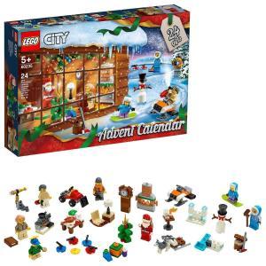レゴ(LEGO) シティ 2019 アドベントカレンダー 60235 クリスマス