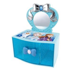 ポイント消化 ハート ドレッサー/アナと雪の女王(菓子3種入) アクセサリーボックスとしても使える ...