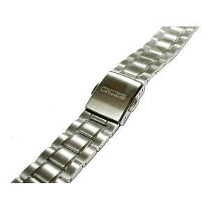 セイコー SEIKO 20mm 時計バンド メカニカル 純正 3連ベルト  SARB033/035/037/007/SARB071  メンズ|ohmybox
