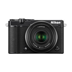Nikon 1 J5 ブラック ミラーレス一眼カメラ/アドバ...