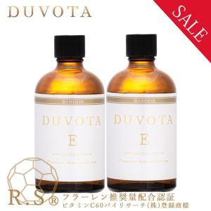 2本セット割引 フラーレン ビタミンC誘導体 化粧水 DUVOTA(ドゥボータ) Eローション ビタミンE誘導体 ナールスゲン にきび 毛穴対策 イオン導入|ohsdie