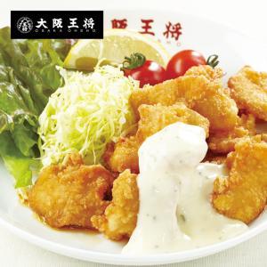 【大阪王将】チキン南蛮200g(チキンなんばん・鶏・唐揚げ)|大阪王将