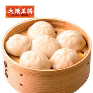 大阪王将 スープ溢れる小籠包 6個入(点心 中華 冷凍食品 レンチン)