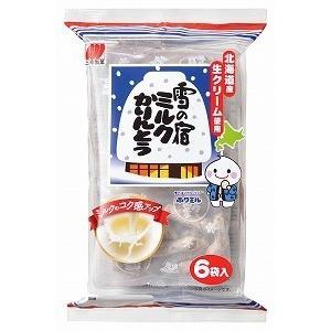 三幸製菓 雪の宿 ミルクかりんとう 120g×12袋(1ケース)