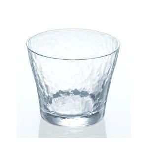 透明感のあるやわらかな輝き、ガラス模様の風合いが夏のメニューを涼しく引き立てます。 そば猪口としてお...