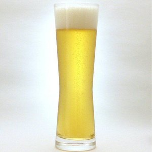 ビールグラス ロング タンブラー モダン 400ml おしゃれ ピルスナー 東洋佐々木ガラス製|oi-con