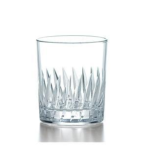 ロックグラス フェザーカット オンザロック 245ml 東洋佐々木ガラス製 oi-con