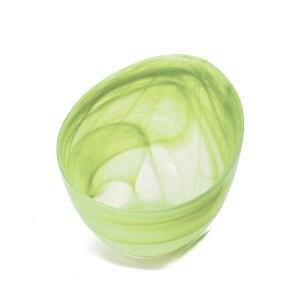 ガラス食器 マルモ アイスボール W16cm グリーン|oi-con