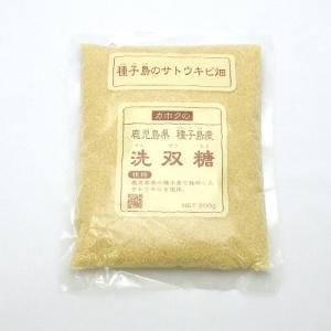 砂糖 洗双糖 450g(鹿北製油) oi-con