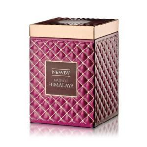 ニュービィ(NEWBY) 紅茶 グルメコレクション マジェスティック・ヒマラヤ oi-con