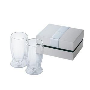 耐熱グラス プルミエール・アオヤマ ニュイ ペアサーモグラス(N)|oi-con