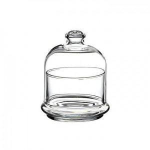 ミニ フードドーム (S)9cm (ベーシック) ガラスふた&ボールセット|oi-con