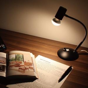 セール デスクライト 電気スタンド 調光 テーブル 照明器具 906DBK oibby