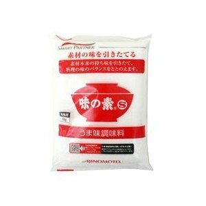【送料無料】味の素(S)1kg(12袋入×1ケース) oideyaoosaka