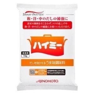 【送料無料】【事業者専用】味の素 ハイミー 1kg(12袋入×5ケース)|oideyaoosaka