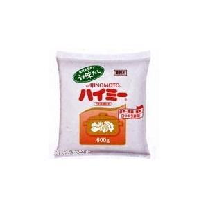 【送料無料】【事業者専用】味の素 ハイミー 600g(20袋入×2ケース)|oideyaoosaka