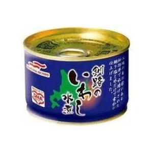 【送料無料】マルハニチロ 釧路のいわし水煮 150g(24缶入×1ケース)【賞味期限:2023.03.01】|oideyaoosaka