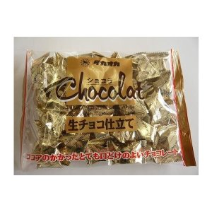 【送料無料】高岡食品 ショコラ 生チョコ仕立て 172g(12袋入×1ケース)【賞味期限:2021.11.30】|oideyaoosaka