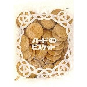 【送料無料】北陸製菓 ハードビスケット 175g(12袋入×1ケース)|oideyaoosaka