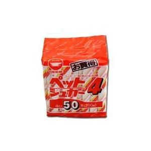 【送料無料】日新製糖 カップ印 ペットシュガー 4g×50本(30袋入×1ケース) oideyaoosaka