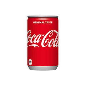 【4ケース送料無料】コカ・コーラ コカ・コーラ 160ml缶(30本入×4ケース)|oideyaoosaka