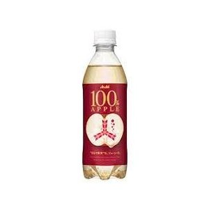 ■アップル果汁を100%使用し、フルーツクオリティ製法で実現した果実そのもののジューシーさが口の中に...
