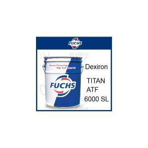 FUCHS フックス ATF TITAN ATF 6000 SL 20L缶 DEXRON-VI 3156843 oil-store