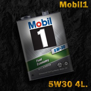 Mobil1 モービル1 エンジンオイル SN/GF-5 5W-30 / 5W30 4L缶(4リットル缶) 6本セット