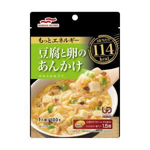 食用油 オイル MCTオイル マルハニチロ もっとエネルギーシリーズ 豆腐と卵のあんかけ