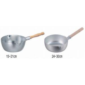396-10 ホクア雪平鍋用木柄 18cm用 211001560|oishii-chubou