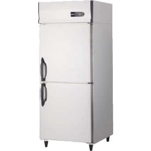 大和冷機工業 冷蔵庫 251LCD 幅750 奥行800 容量639L|oishii-chubou