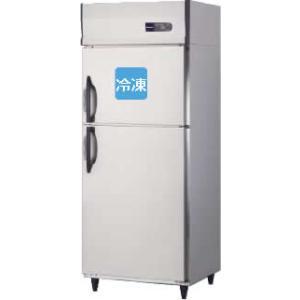 大和冷機工業 冷凍冷蔵庫 281YS1 冷凍1室 幅750 奥行650 冷蔵室323L 冷凍室142L|oishii-chubou