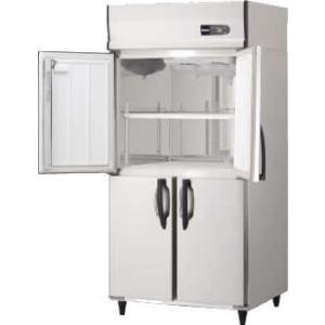 大和冷機工業 冷蔵庫 331CD-NP センターノンピラー 幅900 奥行800 容量783L|oishii-chubou