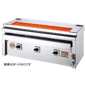 ヒゴグリラー 焼鳥大串専用タイプ 卓上型 幅760奥行410 3P-207XC|oishii-chubou