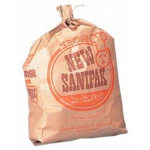 793-09 業務用紙製ゴミ袋 (100枚入) 大2層 477000130