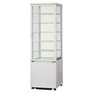 幅500 奥行535 サンデン 冷蔵ショーケース 5面ガラスタテ型タイプ AGV-150XB|oishii-chubou