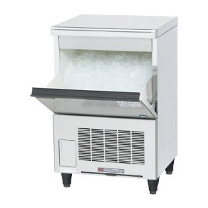 幅500 奥行450 製氷能力 60kgタイプ ホシザキ 製氷機 チップアイスメーカー CM-60A|oishii-chubou