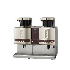 CT-150-CT-1105C コーヒーマシン ドリップ1連 アイスユニットタイプ エフエムアイ カフェトロン 幅764奥行565|oishii-chubou