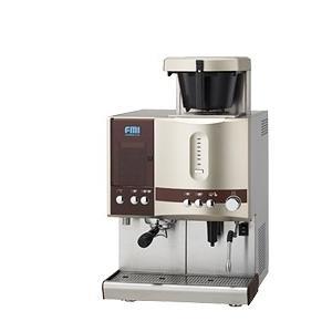 CT-151 コーヒーマシン エスプレッソ ドリップ1連タイプ エフエムアイ カフェトロン 幅454奥行565|oishii-chubou
