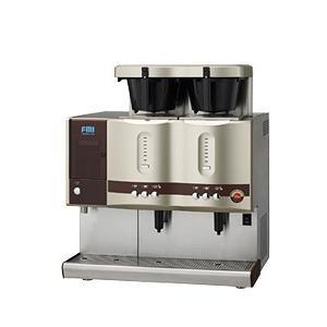 CT-250 コーヒーマシン ドリップ2連タイプ エフエムアイ カフェトロン 幅664奥行565|oishii-chubou