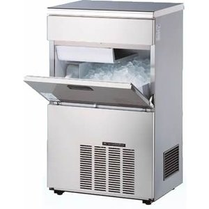 幅704 奥行506 製氷能力110kgタイプ 大和冷機バーチカルタイプ製氷機 DRI-110LMV1|oishii-chubou