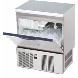 幅630 奥行450 製氷能力45kgタイプ 大和冷機アンダーカウンタータイプ製氷機 DRI-45LME|oishii-chubou