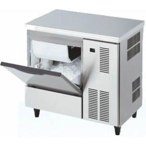 幅800 奥行525 製氷能力65kgタイプ 大和冷機アンダーカウンタータイプ製氷機 DRI-65LME|oishii-chubou