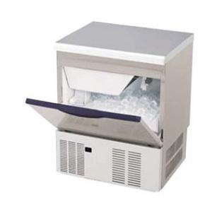 幅630 奥行525 製氷能力65kgタイプ 大和冷機アンダーカウンタータイプ製氷機 DRI-65LMVE|oishii-chubou