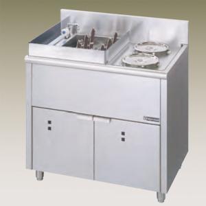 幅900 奥行600 ニチワ電機 電気ゆで麺器 ボイルタイプ ENB-900NH|oishii-chubou