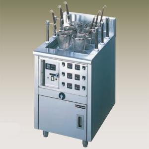 幅550 奥行750 ニチワ電機 電気自動ゆで麺器 オートリフトタイプ ENBA-6M|oishii-chubou