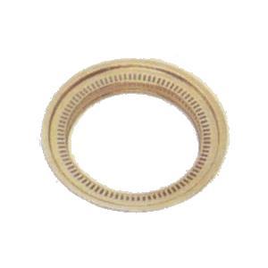 マルゼン 無煙ロースター ダクト式 オプションパーツ 排気リング(ゴールド)|oishii-chubou