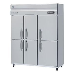 幅1500 奥行800 ホシザキタテ型冷蔵庫 6枚扉 容量1334L HR-150A3-6D|oishii-chubou